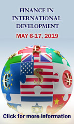 2019 Finance Intl Development