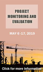 2019 Project Monitoring Evaluation